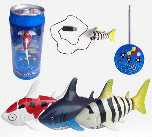 Amazing Mini Shark RC Toy CX 3310 Radio Control Waterproof radio Remote Control Animal water Toy Create Toy gift for children