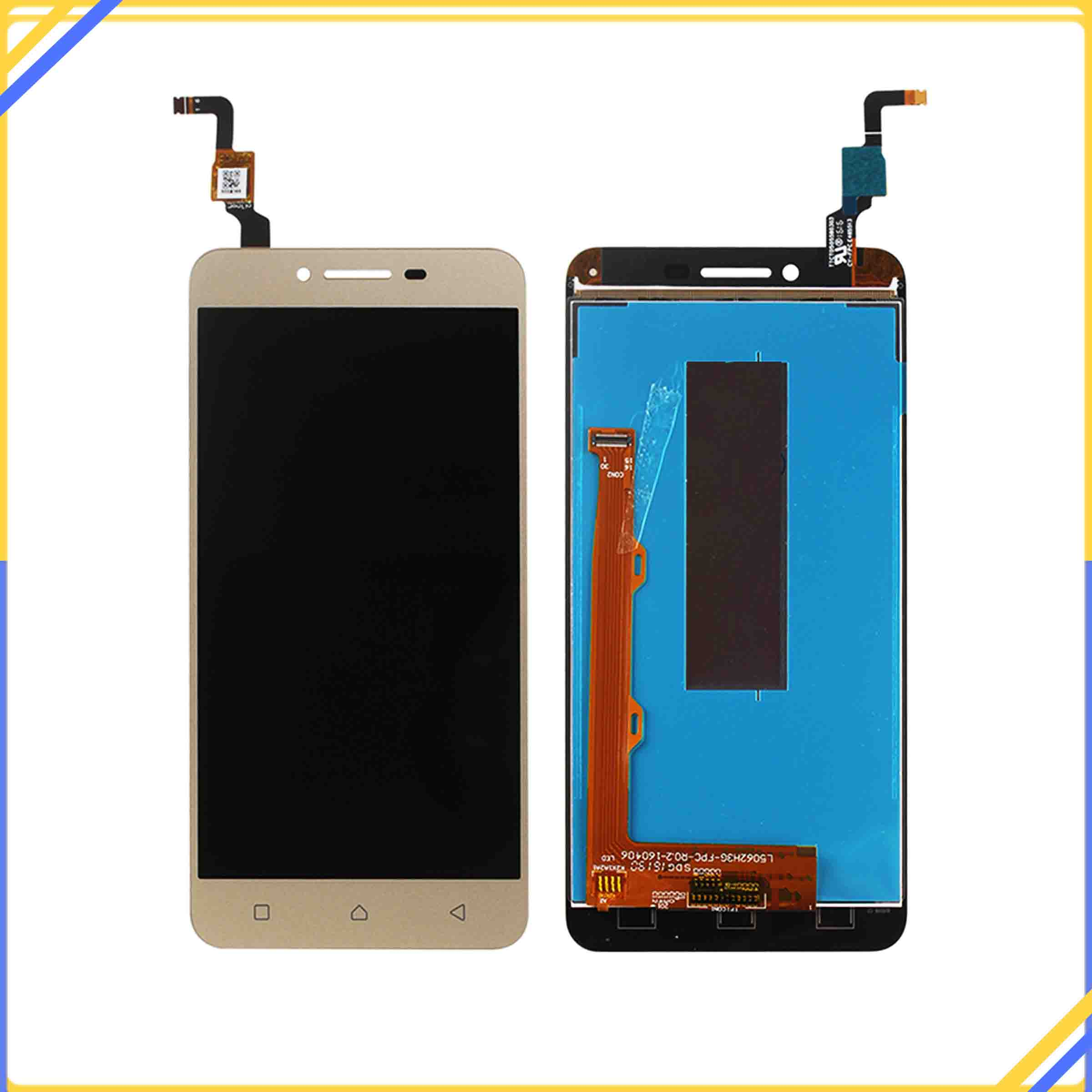 For Lenovo vibe k5 A6020 A40 LCD Display Touch Screen Panel Mobile Phone Lcds Digitizer Assembly Replacement Parts with Tools