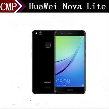 "Original HuaWei Nova Lite 4G LTE Mobile Phone Kirin 658 Octa Core Android 7.0 5.2"" FHD 1920X1080 4GB RAM 64GB ROM Fingerprint"