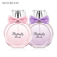 MayCreate Perfume Lasting Flower Fragrance Fresh Elegant Makeup Female Perfume Women Cosmetics Natural Oriental Taste 50ml