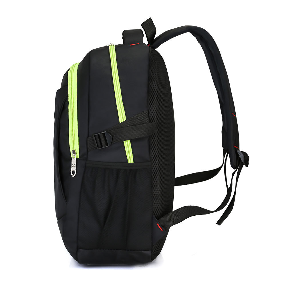 New Fashion Backpack Men Canvas High Capacity Travel Bag Backpacks Female Shoulder Large Space Cotton Material Waterproof Cloth Package Down Jacket Winter Sac