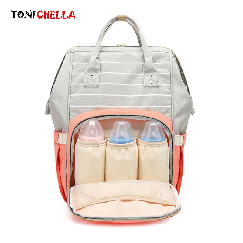 Mummy Maternity Baby Care Diaper Nappy Bag Large Capacity Infant Dry Wet Travel Backpack Multifunctional Nursing Bags CL5345