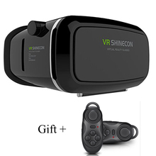New Generation Vr Shinecon Virtual Reality Headset 3d Vr Glasses for 4~6 Inch Smartphones for 3d Movies and Games,Vr Box