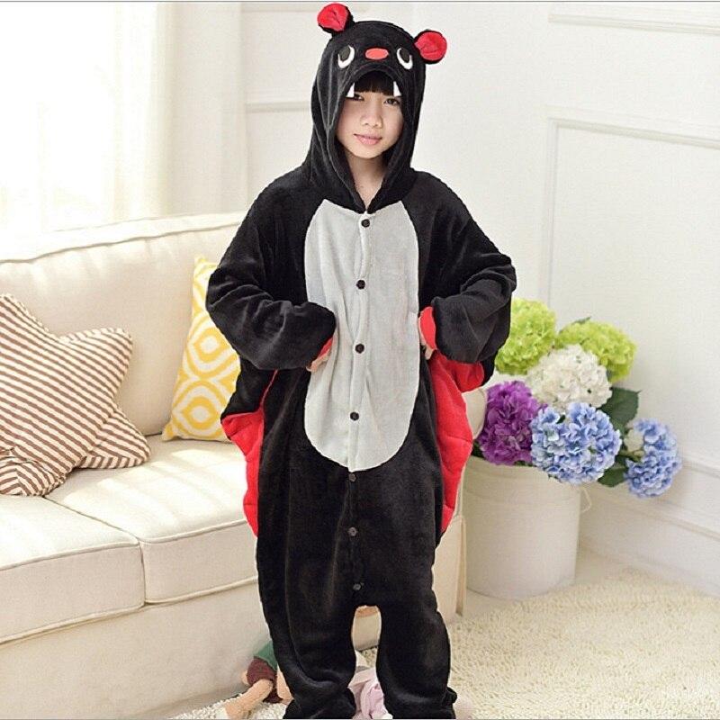 quente crianças pijamas onesie