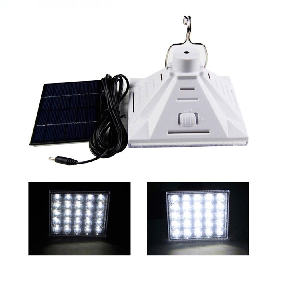 1 * Solar Power 25 LED Light Super Bright Solar Rechargeable LED Lamp  Outdoor Motion Sensor Lighting For Camping Tent Fishing