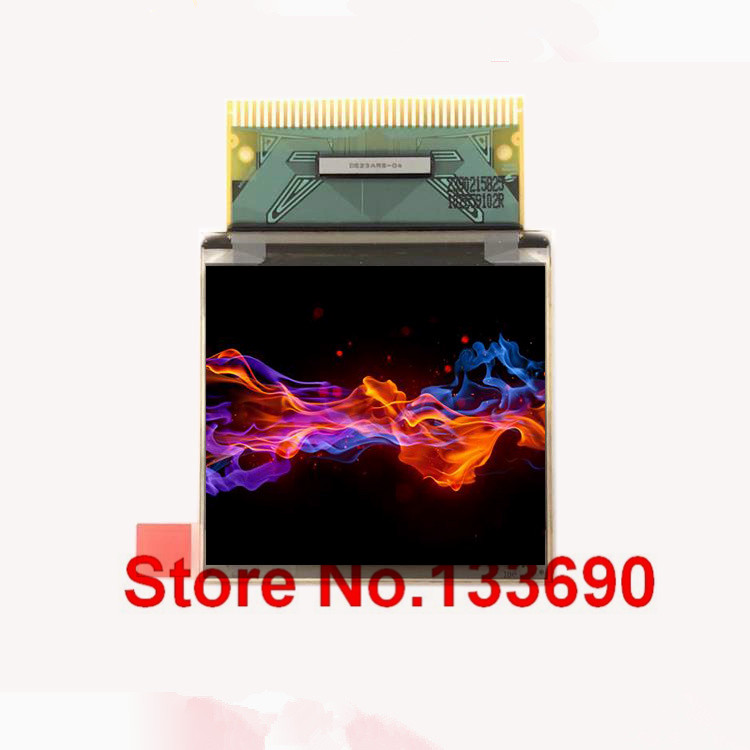 Image 2 - 1.46 inch P23903 FULL color OLED Display 128*128 128x128 Pixels SPI IIC I2C parallel Interface SSD1351 Controller 37PIN XJ777-in LCD Modules from Electronic Components & Supplies