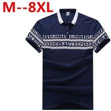 10XL 8XL 7XL 6XL 5XL mens brand clothing slim short sleeve shirt lapel business male polo shirt cotton polo ralphmen polo shirts