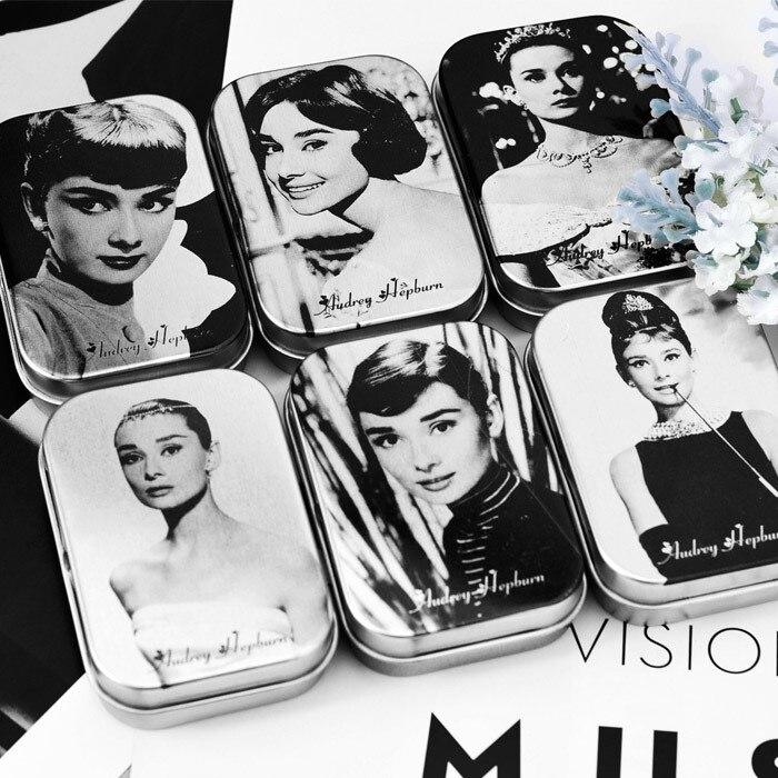 Audrey Hepburn Custom Laser Engraved 2 x 6 inch Plaque FREE SHIP