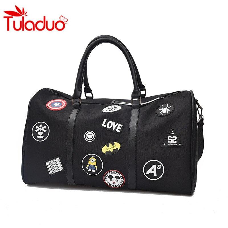 Nya Högkvalitativa Man Bagage Väskor Messenger Skalväska Oxford - Väskor för bagage och resor - Foto 1