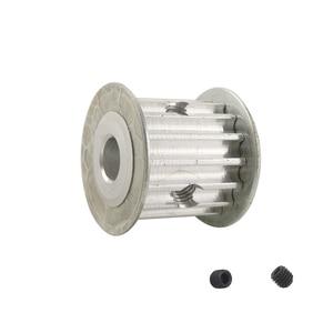 Синхронный ременный ролик LUPULLEY, 2 шт., 5 м, 15 т, 16 мм, ширина ленты, диаметр отверстия 12 мм, 5 мм, 6 мм, 6,35 мм, 8 мм, 5 мм