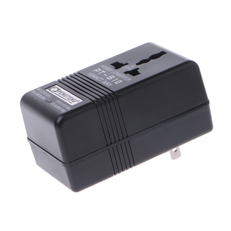 2mode100w 110v 120v 220v 240v Dual Voltage Converter Professional Transformer-in Transformers