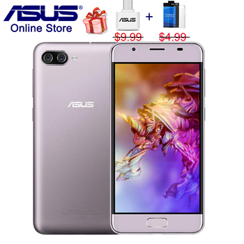 BEST OFFER ASUS ZenFone 4 Max, 4G LTE Smartphones, 5.0 inch, Pegasus 4A ZB500TL, X00KD, ZenUI 4.0, 4100mAh, Mobile Phone