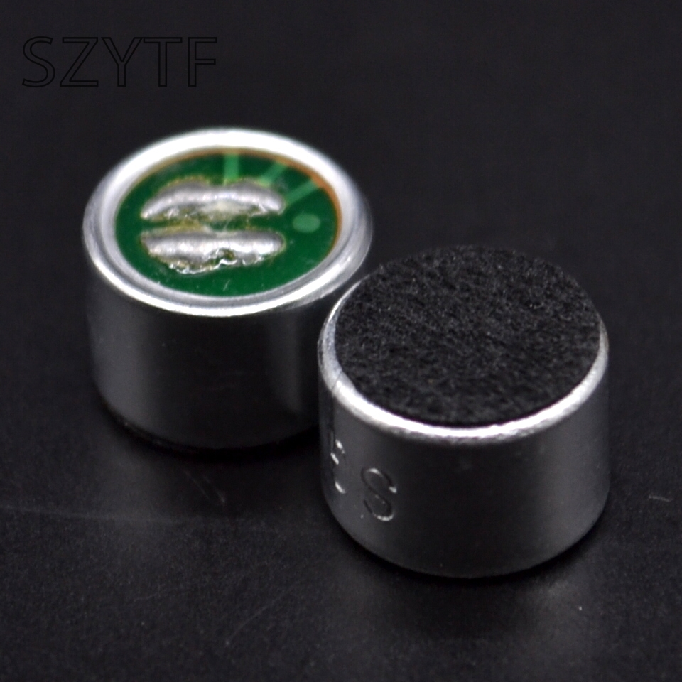 20pcs/bag 9*7MM Condenser Electret Microphone Sensitivity 52DB