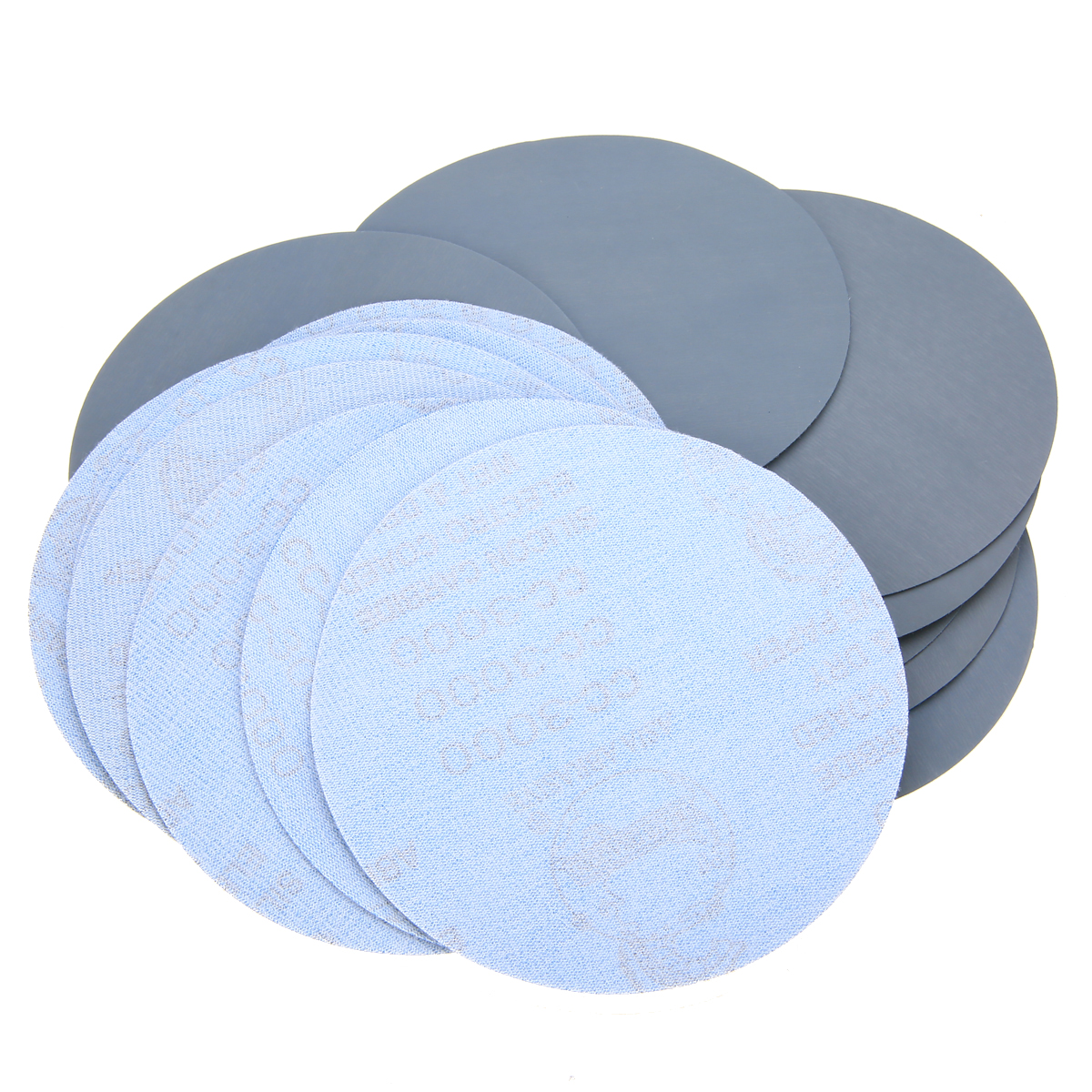 20Pcs 6 3000 Grit Sanding Disc Pad Polishing Pad Sanding Paper Sheets for Abrasive Tools williams amstrad disc companion paper only