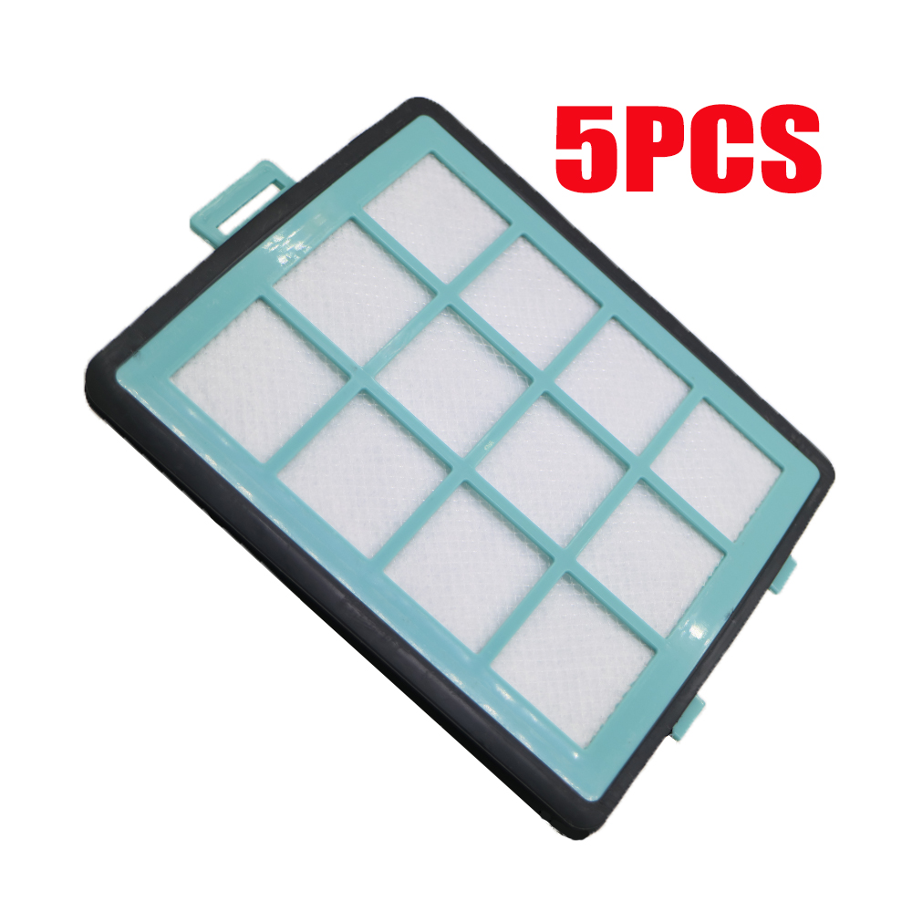 5pcs Free Shipping vacuum cleaner filter Accessories parts hepa filter for philips FC8760 FC8764 FC8766 FC8761 FC8767 цены