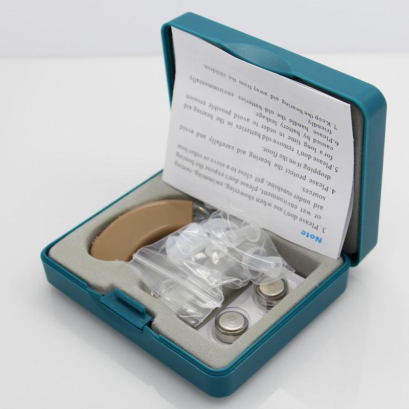Appareils auditifs amplificateur de son vocal équipement médical écouteur oreille crochet Amplificador dispositif auditif DC88