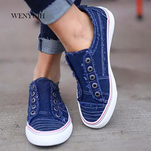 Fashion Women Sneakers Casual Shoes Female Summer Canvas