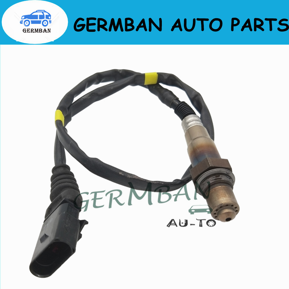 Downstream Oxygen Sensor 0258010328 4H0906265 for 2013 2016 Audi A8 Quattro S7 S6 2014 2016 RS7 2017 S8 4.0L V8 0258010327