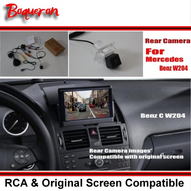 Car rear view camera sets for mercedes benz c class w204 20072014 car rear view camera sets for mercedes benz c class w204 20072014 back cheapraybanclubmaster Image collections