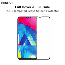2pcs Full Glue Screen Protector For Samsung Galaxy A50 A30 M20 M10 Glass Cover Tempered