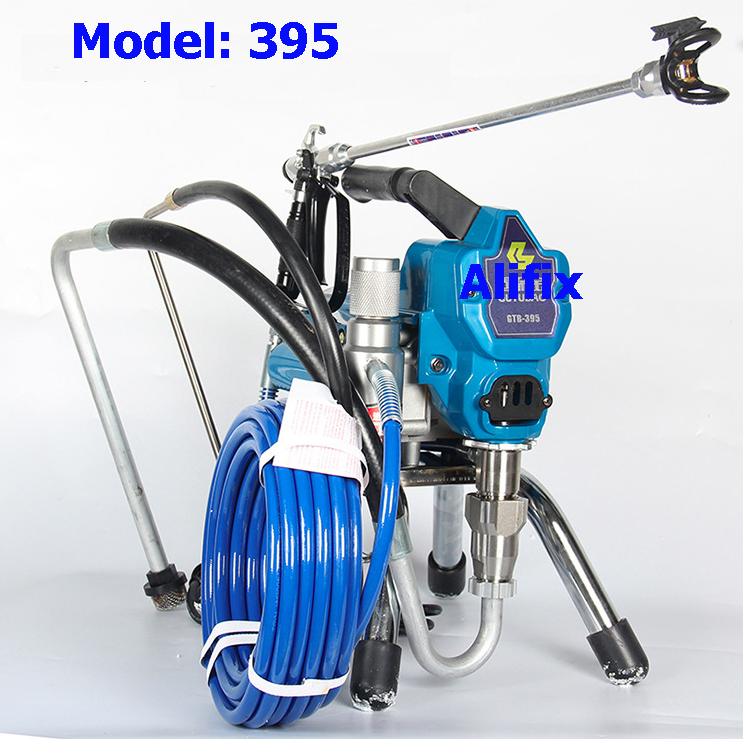 Professional airless spraying machine 1800W 2500 2800W Airless Spray Gun Airless Paint Sprayer 395 495 595