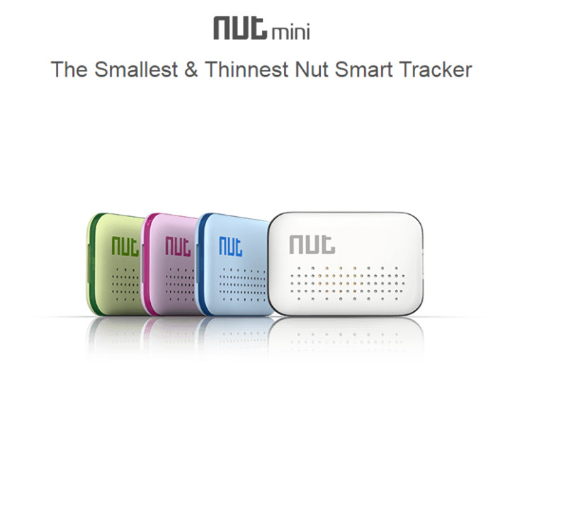 5pcs/ Lot Nut Mini Smart Tracker Bluetooth Tracker Pet Locator Luggage Wallet Ph