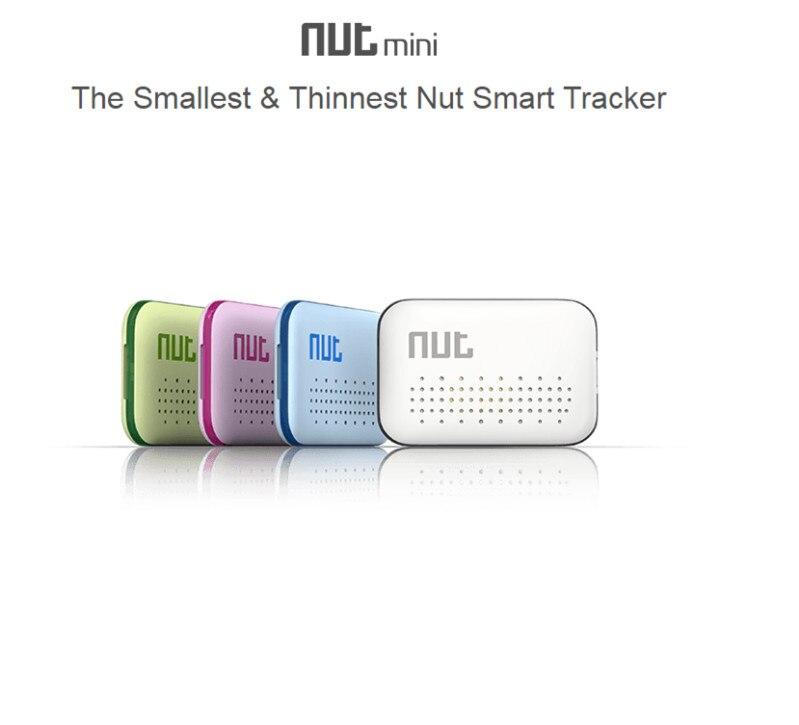 5pcs/ Lot Nut Mini Smart Tracker Bluetooth Tracker Pet Locator Luggage Wallet Ph