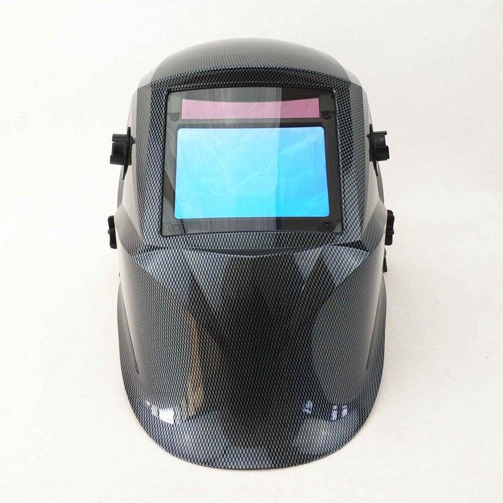 Welding Mask 100 65mm 1111 4 Sensors Grinding DIN 3 4 13 MMA MIG MAG TIG