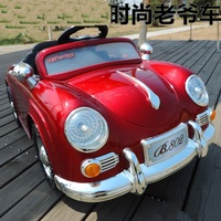 The New Children S Electric Car Toy Car Can Take The Remote Control Dual Drive Baby