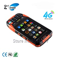 Wireless bluetooth WIFI PDA android mobile barcode scanner8MP camera scanner, 2G RAM and 16G ROM