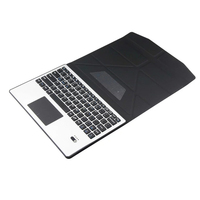Universal Ultra Thin Wireless Bluetooth 3 0 Keyboard Case Cover For 7inch 10inch Smart Phones Tablets