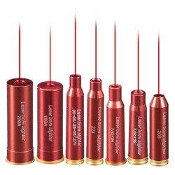 Красный точечный лазерный картридж, диаметр прицельного латунного лазерного отверстия, прицел для винтовки, золотой прицел, прицел для охо...