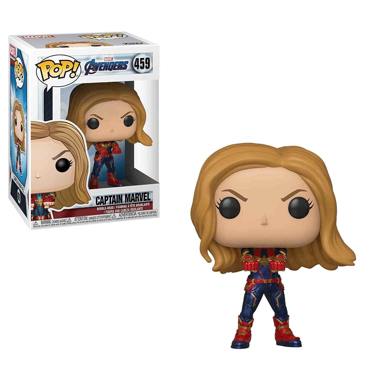FUNKO POP Мстители 4 эндигра фильм коллекция куклы Железный человек Американский капитан тиранц ребенок подарок на день рождения Модель игрушки оригинальная коробка