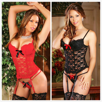 여성 섹시 의류 속옷 플러스 사이즈 XL XXL