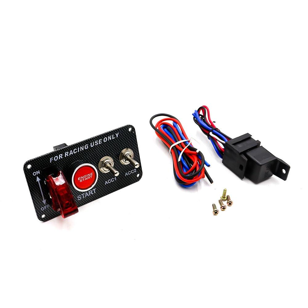 Racing Interruptor MP-3014 Car Electronics/Interruptor de Paneles de interruptor