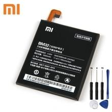 Xiao Mi Xiaomi BM32 Phone Battery For mi 4 M4 Mi4 3080mAh Original Replacement + Tool