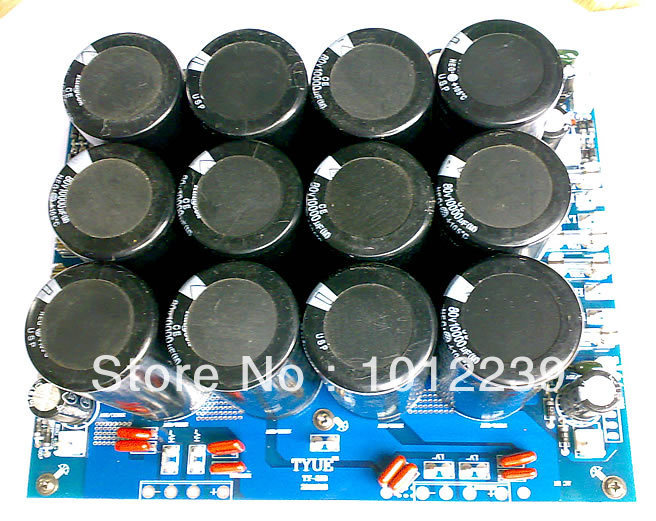 цены Multi purpose power amplifier power rectifier filter plate (12 large capacitor)