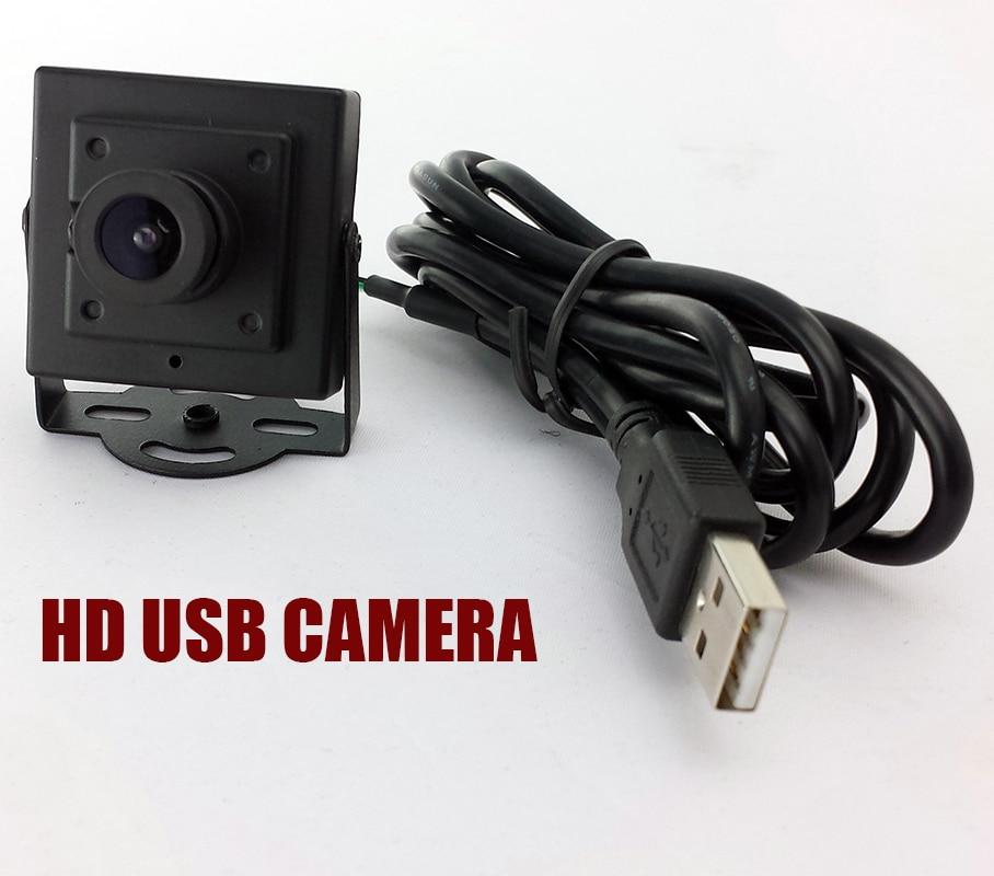 Mini USB HD 1080P/2MP CCTV Camera 3.6MM lens usb camera mini pc webcam free shipping a870 pc webcam usb driver free built in mic computer camera