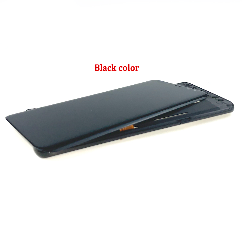 For-Samsung-Galaxy-S8-Plus-G955-LCD-SCREEN-WITH-FRAME-黑色