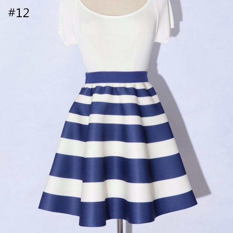 high waist skirt 14