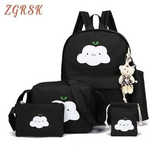 School Bag Children Backpacks For Teenagers Girls Lightweight Waterproof School Bags Child Orthopedics Schoolbags Boys new fashion school bags for teenagers candy waterproof children school backpacks schoolbags for girls and boys kid travel bags