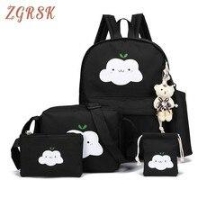 School Bag Children Backpacks For Teenagers Girls Lightweight Waterproof School Bags Child Orthopedics Schoolbags Boys недорого