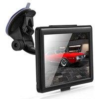 NOYOKERE Auto 7 inch gps-navigatie Touch Screen Gps-navigatie FM transmissie 8 GB + Amerika Kaart tk103b Voertuig Navigator