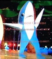 mascot Shark mascot costume High quality Cartoon mascot customized carnival