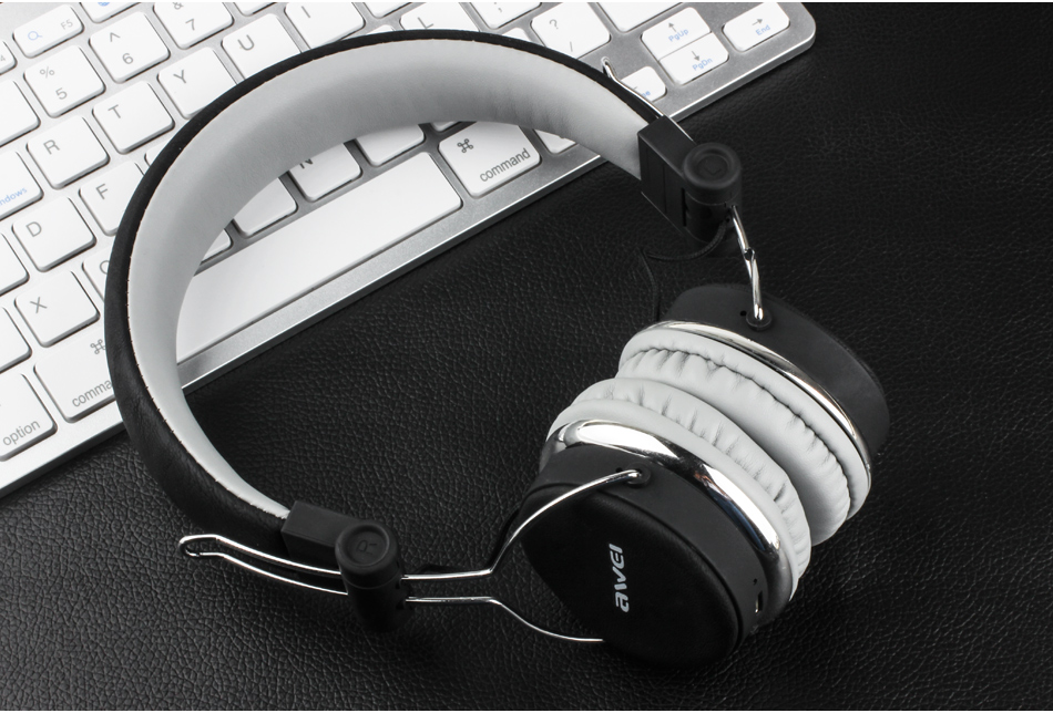 Computer Keyboard - AWEI A700BL Bluetooth Headset with Microphone Wireless