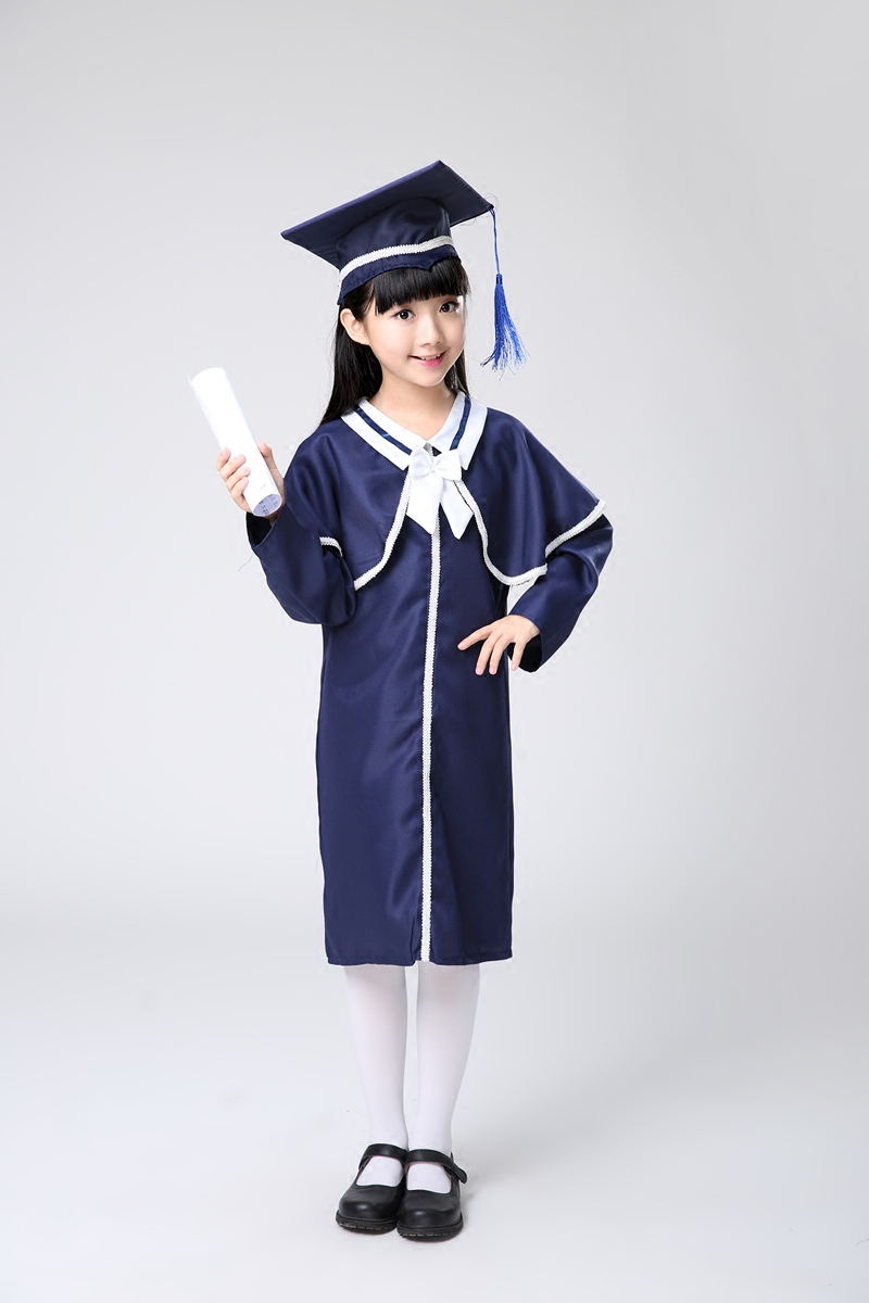 Graduation Gowns For Kindergarten