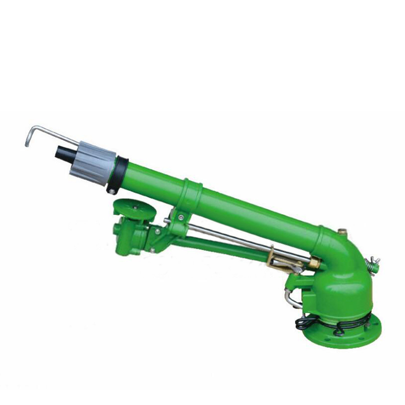Rain Gun Sprinkler 360 Gear Drive Water Save, Gun Sprinkler, Big Rain Gun Sprinkler Head, Spray Nozzle  Watering Gun