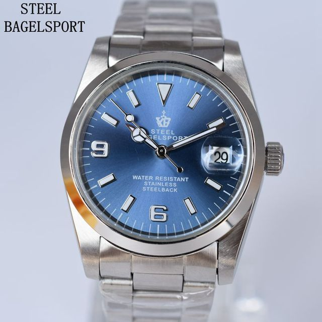Men Watches Top Brand Luxury Classic Mechanical Watch Bracelet Fashion Business