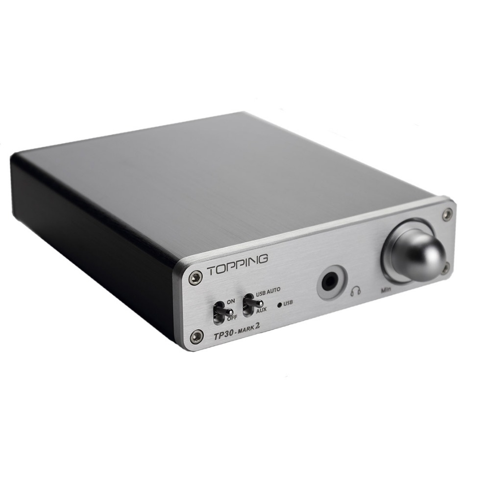 2016 New Mini Topping TP30 MARK2 MKII 2x15W TA2024 Digital Audio Power Amplifier Headphone AMP USB DAC Decoder Class T Amplifier new topping tp60 tp 60 ta2022 80w x 2 class t amp tripath mini hifi digital stereo power amplifier 2 analog rca inputs 220v 110v