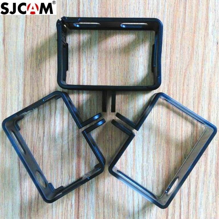 Case For Original Sjcam SJ8 Plus Sj8 Pro SJ7 Star Sj6 Legend Air Wifi Protective Border Protect Frame Action Camera Accessories